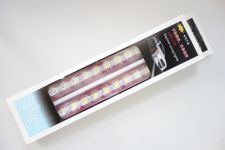 Гибкие ходовые огни 12 LED (DRL)