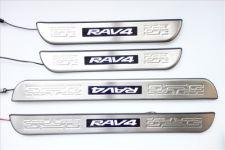 Накладки для TOYOTA RAV4
