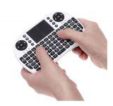 Клавиатура mini i8 русские буквы