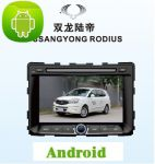 ANDROID СИСТЕМА SSANGYONG  Rexton 2006