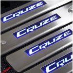Накладки на пороги CHEVROLET CRUZE 05 -13