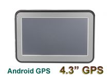 GPS навигатор 4,3