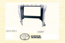 Pамка 2 DIN для TOYOTA CAMRY 2012-2013