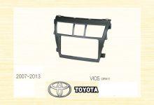 Pамка 2 DIN для TOYOTA VIOS 2007-2013
