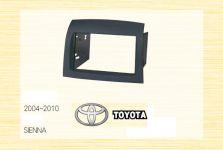 Pамка 2 DIN для TOYOTA SIENNA 2004-2010