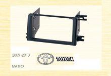 Pамка 2 DIN для TOYOTA MATRIX 2009-2013