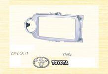 Pамка 2 DIN для TOYOTA YARIS 2012-2013