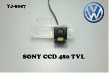 Штатная камера заднего вида для VW GOLF 6