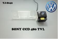 Штатная камера заднего вида для VW TIGUAN 2011
