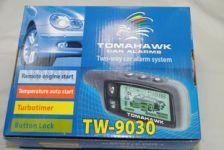Автосигнализация Tomahawk TW-9030