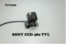 Универсальная камера заднего вида YJ-7000