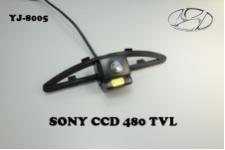 Штатная камера заднего вида для HYUNDAI  SONATA NFC 2009-