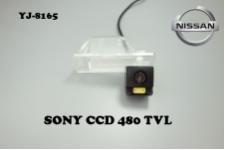 Штатная камера заднего вида для NISSAN X-TRAIL 2008