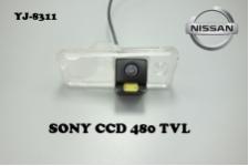 Штатная камера заднего вида для NISSAN Х-TRAIL 2014
