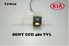 Штатная камера заднего вида для KIA K5 OPTIMA