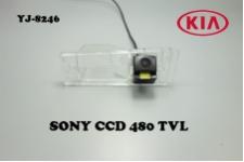Штатная камера заднего вида для KIA VQ 2011- 2013
