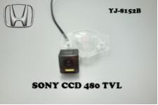 Штатная камера заднего вида для HONDA CRV 2012