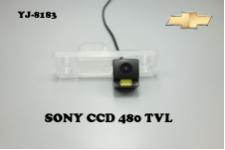 Штатная камера заднео вида для CHEVROLET CRUZE 2012