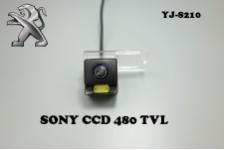 Штатная камера заднего вида для PEUGEOT 3008 , 408