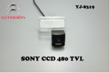 Штатная камера заднего вида для CITROEN C4L