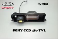 Штатная камера заднего вида для CHERY TIGGO 3 2009+