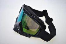 Горнолыжная маска с камерой