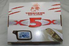 Автосигнализация Tomahawk X5