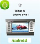 ANDROID СИСТЕМА SUZUKI SWIFT 2004-2010